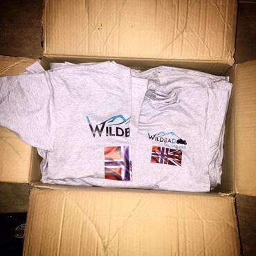 Wildbad Norway tshirt