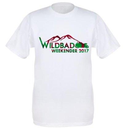 Wildbad Weekend 2017 t-shirt