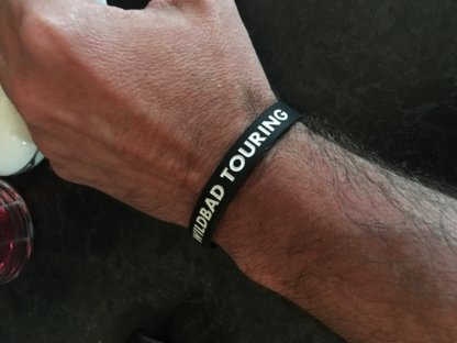 Wildbad Touring Wristbands