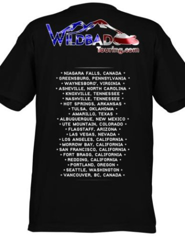 The ultimate Wildbad USA 2016 t-shirt