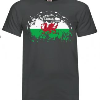 T-shirt #WW2018 - front